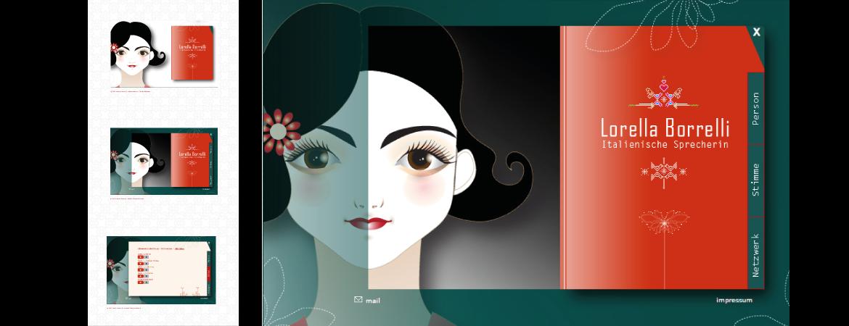 Homepage Lorella